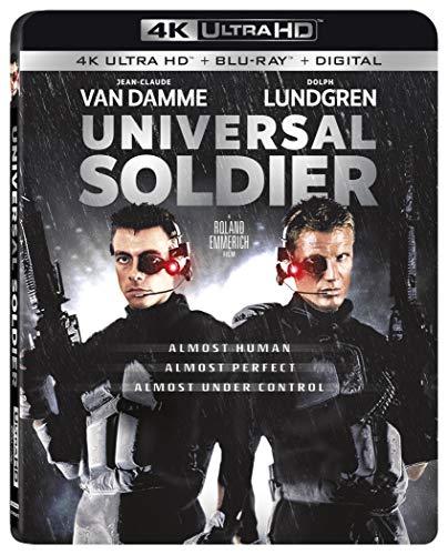 4K Blu-ray : Universal Soldier (2 Discos)