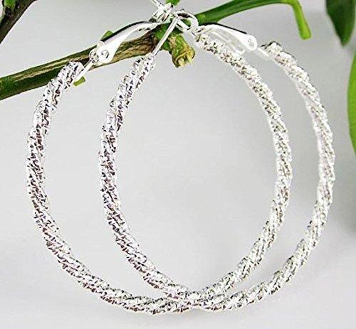 black-friday-sale-large-sterling-silver-diamond-cut-hoop-earrings