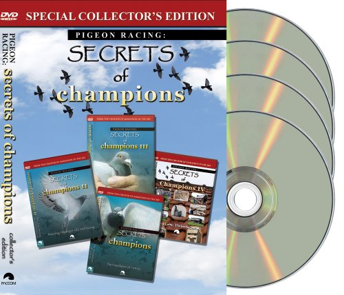 Pigeon Racing: Secrets of Champions Collector's Set