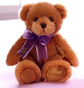 Teddy Bear for Mom Plush Stuffed Animal by Aurora