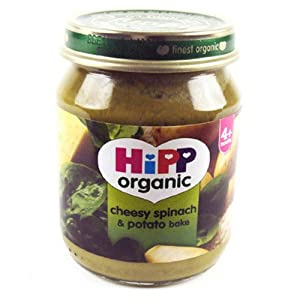 Hipp 4 Month Organic Apple Cranberry