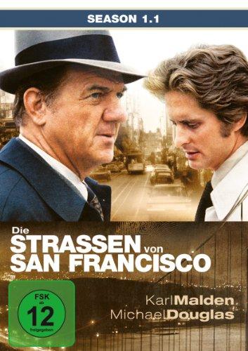 Die Straßen von San Francisco - Season 1.1 [4 DVDs]