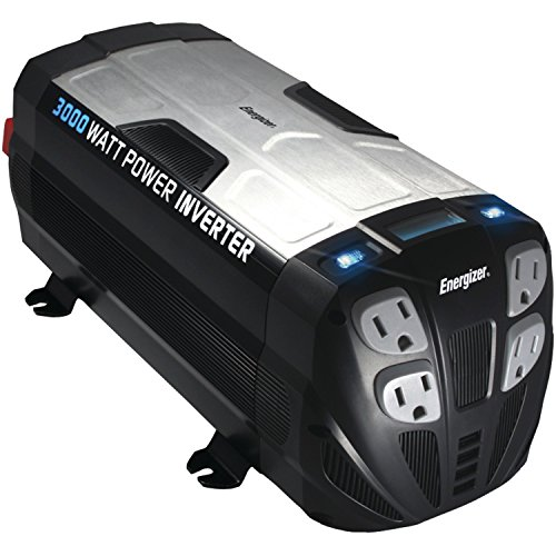 Energizer EN3000 Power Inverter, 3000-Watt