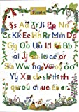 Sue Lloyd Jolly Phonics Letter Sound Poster (in Print Letters)