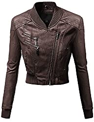 Awesome21 Womens Varsity Letterman N…