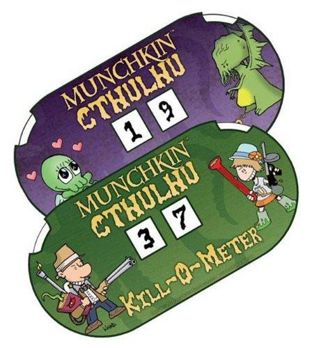 Munchkin Cthulhu Kill O Meter
