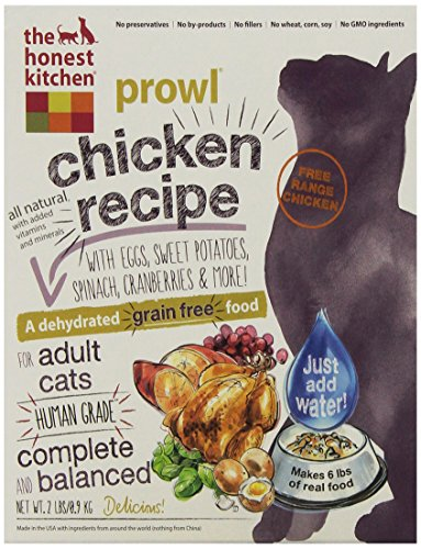 The Honest Kitchen Prowl Grain Free Chicken Cat Food 2 Lb Import It All