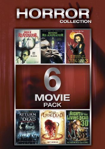 51FPk0MWfRL Horror Collection 1: 6 Movie Pack