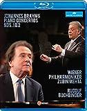 ブラームス:ピアノ協奏曲第1番、第2番[Blu-ray/ブルーレイ]