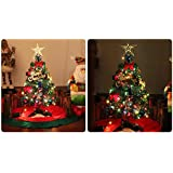 Festive Special Table Top Christmas Tree With LED Lights Christmas Decorations Ornament Gift Party New Year Festival...
