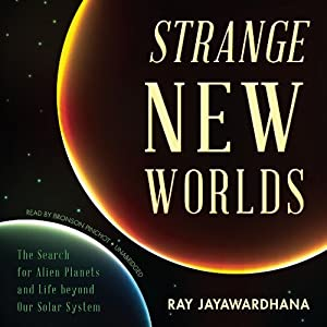 Strange New Worlds Audiobook
