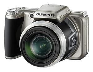Olympus SP-800 UZ Appareil photo Bridge 14 Mpix Argent
