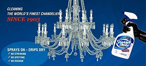 Sparkle Plenty Chandelier Crystal Cleaner 32oz Trigger Spray (Sparkle Cleaner compare prices)