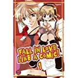 "Fall in Love Like a Comic, Band 1von ""Chitose Yagami"""