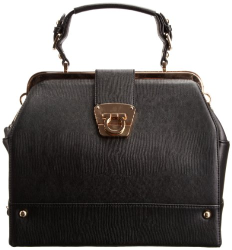 Dune Black Deaney Fashion Handbag