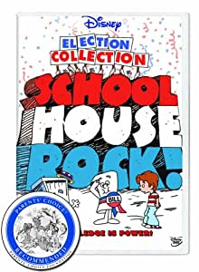 Schoolhouse Rock: Election Collection Classroom Edition [Interactive DVD]