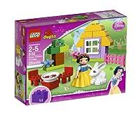 LEGO DUPLO Disney Princess Snow White's Cottage by LEGO