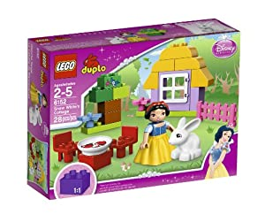 LEGO DUPLO Disney  Princess Snow White's Cottage