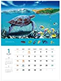 アロハストリート・オリジナル・カレンダー2013年版 1011430050070  栗山義勝