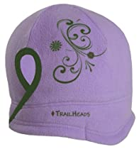 TrailHeads Goodbye Girl Contour Ponytail Hat - lilac