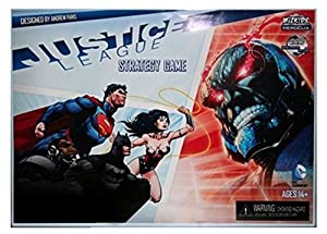 Justice League Strategy Game SW (MINT/New)