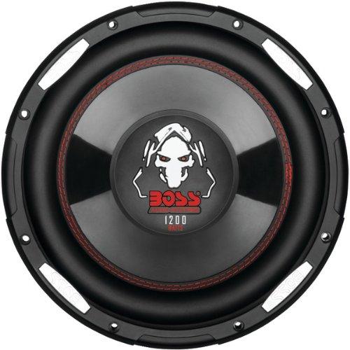"Boss Audio P100F Phantom Series Low-Profile Subwoofer (10""; 1,200W) (P100F)"