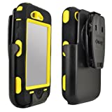 OtterBox Defender Case for iPhone 3G, 3GS (Yellow/Black)[Retail Packaging]