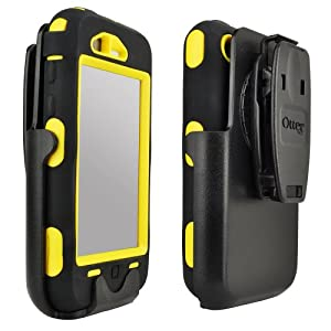 OtterBox Defender Case for iPhone 3G, 3GS (Yellow/Black)-