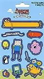 Adventure Time Set d'autocollants Sous Licence Officielle