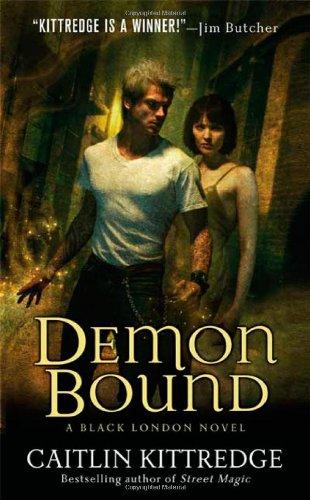 Image of Demon Bound (Black London, Book 2)