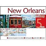 New Orleans Popout Map Double (Popout Maps)