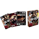 AC DC Playing Cards