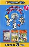 echange, troc Coffret Le Meilleur du Dessin animé 3 VHS : L'Ours, plume / Tom et Jerry : Les Meilleurs courses poursuites / Baby Looney Tune