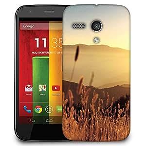 Snoogg Hay Designer Protective Phone Back Case Cover For Motorola G / Moto G