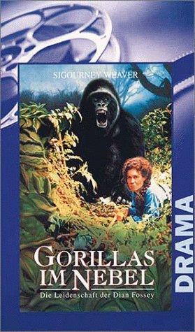 Gorillas im Nebel [VHS]