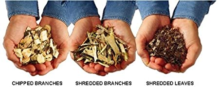Patriot Products can cut thick wood into coin sized pieces while performing leaf vacuuming and shredding tasks