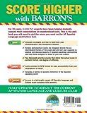 Barron's AP Spanish with MP3 CD, 8th Edition