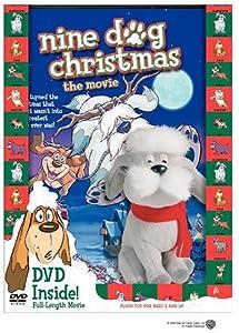 Nine Dog Christmas (With Plush Toy)