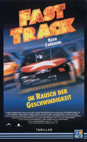 Fast Track [VHS]