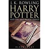 Harry Potter and the Half-blood Prince: Adult Edition (Harry Potter 6)by J. K. Rowling