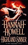 Highland Sinner par Howell
