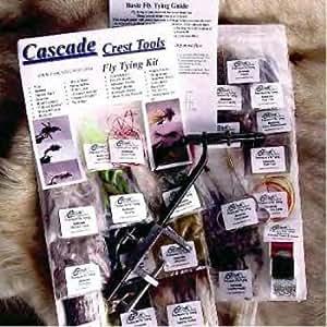 Cascade Crest Basic Fly Tying Kit