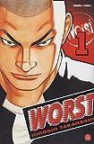 echange, troc Hiroshi Takahashi - Worst, Tome 1 :
