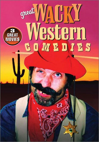 Great Wacky Western Comedies [DVD] [Import]