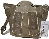 Women Trachtenbag Dirndl Handbag Trachten leatherbag Beige