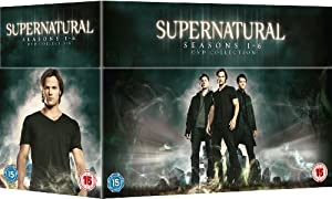 Supernatural - Complete Seasons 1-6 [UK Import]