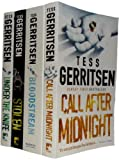 Tess Gerritsen Tess Gerritsen Collection 4 Books Set Pack RRP: £28.96 ( Call After Midnight, Bloodstream, Stolen, Under The Knife) (Tess Gerritsen Collection)