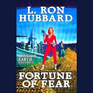 Fortune of Fear Audiobook