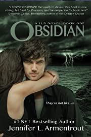 Obsidian (A Lux Novel) (Entangled Teen)