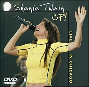 Shania Twain - Up! (Live in Chicago) (Jewel Case)
